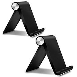 Fynix 2 Pack Cell Phone Stand, Adjustable Foldable Phone Sta