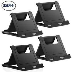Cell Phone Stand,4 Pack Tablet Stand,Universal Foldable Mult