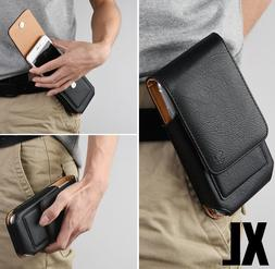 Cell Phones Vertical Leather Case Pouch Cover Belt Clip Hols