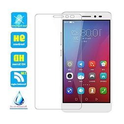 2pcs Clear Tempered Glass Crystal Screen Protector film for