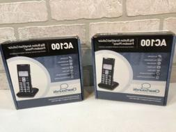 ClearSound AC100 Big Button Amplified Phone Hearing Aid Comp