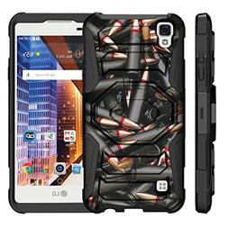TurtleArmor | Compatible for LG Tribute HD Case | LG Volt 3
