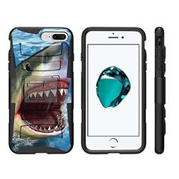 TurtleArmor | Compatible for Apple iPhone 8 Plus Case |   Hy