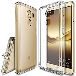 Ringke  Compatible with Huawei Mate 8 Crystal Clear PC Back