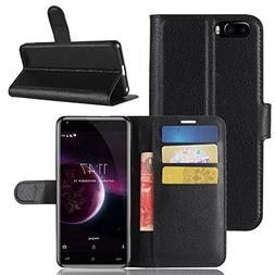 TOTOOSE Cubot Magic Flip Cover, Case, Phone Case Card Slot