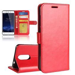 Scheam Cubot R9 Wallet case, Cubot R9 Flip case, Classy Slim