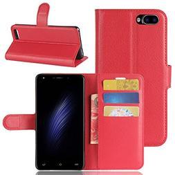 Cubot Rainbow 2 Case, Lifeepro Wallet Case Magnetic Premium