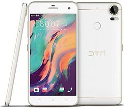 HTC Desire 10 Pro D10i 64GB Polar White, 5.5 Inch, Dual Sim,