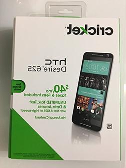 """New HTC Desire 625 4G LTE 8GB 5"""" inch Android 5.1 Cricket UN"""