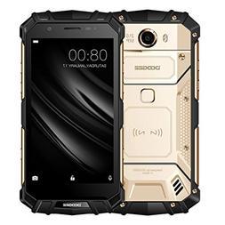 DOOGEE S60, Outdoor Phones - Android 7.0 - 5.2'' FHD Scr