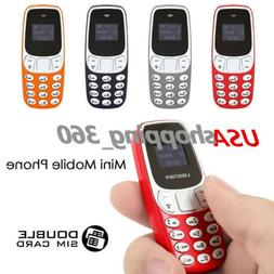 Dual SIM Voice Changer portable Mini Phone Bluetooth Small M