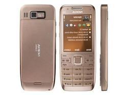 Nokia E52 E Series Unlocked Smart Cell Phone GSM GPS 3G Blue