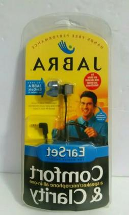 JABRA EAR SET FOR MOBILE PHONES COMFORT & CLARITY  HANDS FRE