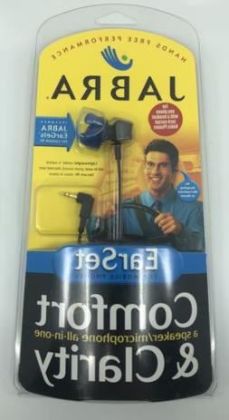 JABRA EAR SET FOR MOBILE PHONES~ COMFORT & CLARUTY ~ HANDS F