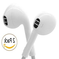 Earbuds, iPhone Headphones With Microphone New Earphones for