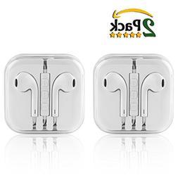 Earbuds/Earphones/Headphones, Earbuds with Microphone and Vo
