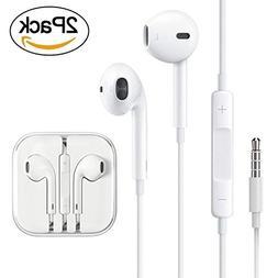 Generic Earphones,  Headphones Earbuds with Microphone Stere