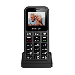 Easy to use Cell Phone VOTTAU E09 for Seniors Unlocked Cell