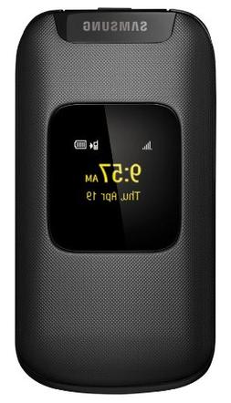 Samsung Entro Mobile Phone Black | Virgin Mobile