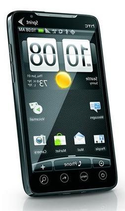 HTC EVO Design SL892 Android Phone  Evo Design 4G by HTC 