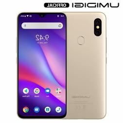 "UMIDIGI F1 Unlocked Cell Phones Android 9.0 6.3"" FHD+ 128GB"