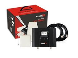 HiBoost 10K - Cell Phone Signal Booster w/ 10,000 sq ft Cove