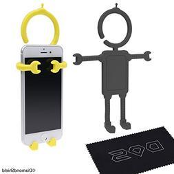 flexible cell phone holder