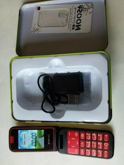 COCOBEIR Flip Senior Feature Mobile Phone Dual Display Dual