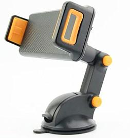 YtPgto Foldable Adjustable Mobile Phone Car Suction Holders