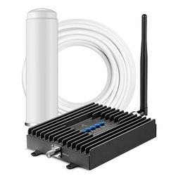 SureCall Fusion4Home Omni/Whip, Cell Phone Signal Booster Ki