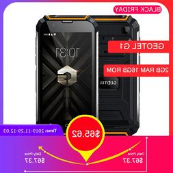 GEOTEL G1 3G <font><b>Smartphone</b></font> 5'' Android 7.0