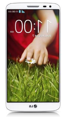 LG G2 D801 Unlocked Cellphone, 32GB White