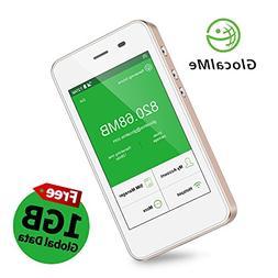GlocalMe G3 4G LTE Mobile Hotspot,  Worldwide High Speed WiF