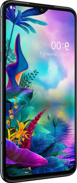 LG G8X ThinQ LMG850UM9 - 128GB - Black  9/10 GSM Unlocked