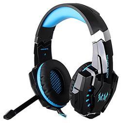 KOTION EACH G9000 3.5mm Gaming Headphone Game Headset Noise