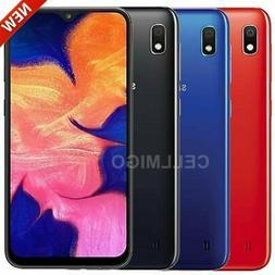 """Samsung Galaxy A10  6.2"""" Dual SIM 4G LTE GSM Factory Unlocke"""