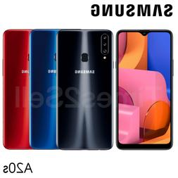 Samsung Galaxy A20S SM-A207M/DS Dual Sim Factory Unlocked 6.