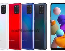 Samsung Galaxy A21s A217M 64GB 4GB Ram GSM Unlocked Internat