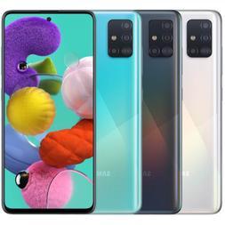 Samsung Galaxy A51 128GB A515F Dual SIM VoLTE GSM Factory Un