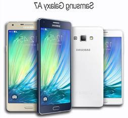 """Samsung Galaxy A7 Duos A7000 4G Dual SIM WIFI 5.5"""" 16GB Unlo"""