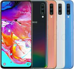 """Samsung Galaxy A70 128GB 6GB RAM SM-A705MN/DS Dual Sim  6.7"""""""
