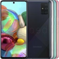 """Samsung Galaxy A71 128GB 6GB RAM SM-A715F/DS  6.7"""" 64MP"""