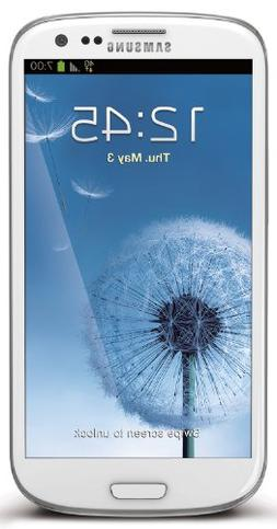 Samsung Galaxy S III 16GB SPH-L710 Marble White - Boost Mobi
