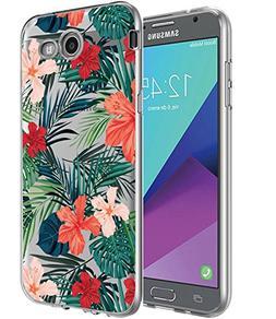 Galaxy J7 V Case,Galaxy J7 Prime Case, BAISRKE Slim Shockpro