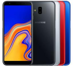 Samsung Galaxy J6+ Plus 2018 SM-J610G/DS  64GB Gray Black Re