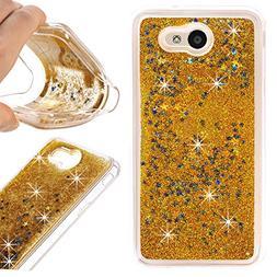 Galaxy J7 Case ,J7 Glitter Case,Binguowang Quicksand Design