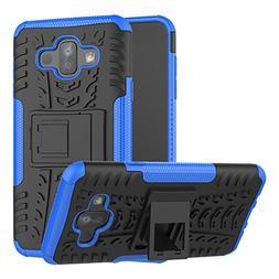 Galaxy J7 Duo Case, Boythink Double-Layer Hybrid Shock Resis
