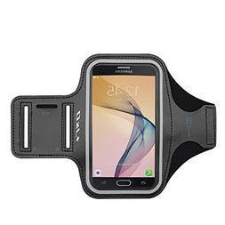 Galaxy J7 Prime Armband, J&D Sports Armband for Samsung Gala