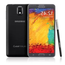 Samsung Galaxy Note 3 N900 32GB Unlocked GSM 4G LTE Android
