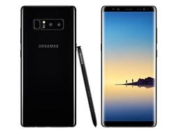 Samsung Galaxy Note 8 64GB Midnight Black T-Mobile Smartphon